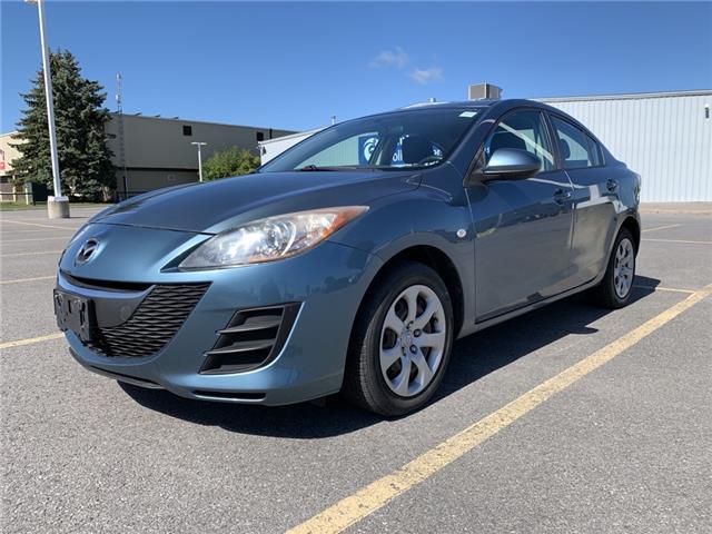 2010 Mazda Mazda3 GX (Stk: A0931) in Ottawa - Image 1 of 8