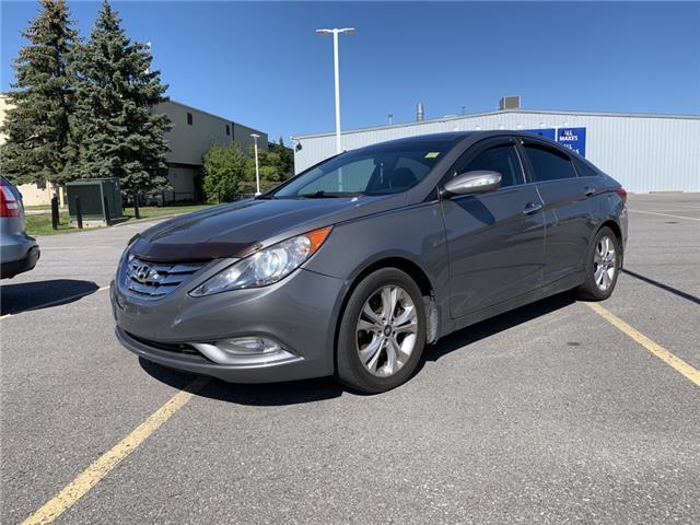 2012 Hyundai Sonata  (Stk: A0921) in Ottawa - Image 1 of 8