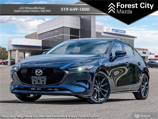 2021 Mazda Mazda3 Sport GT (Stk: 21M33201) in London - Image 1 of 23