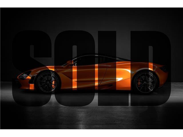 2018 McLaren 720S Coupe  (Stk: ) in Woodbridge - Image 1 of 20