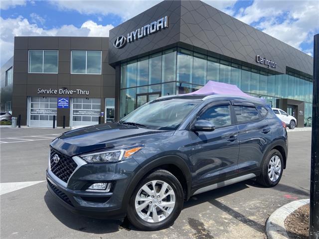 2019 Hyundai Tucson Preferred (Stk: U1272) in Clarington - Image 1 of 10