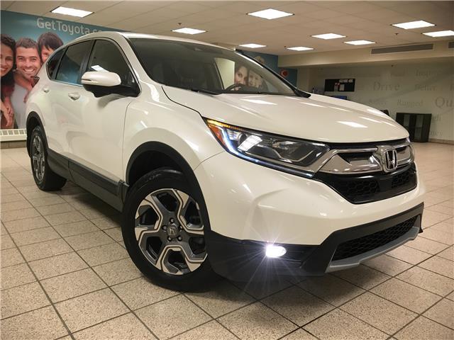 2018 Honda CR-V EX-L (Stk: 211632A) in Calgary - Image 1 of 21