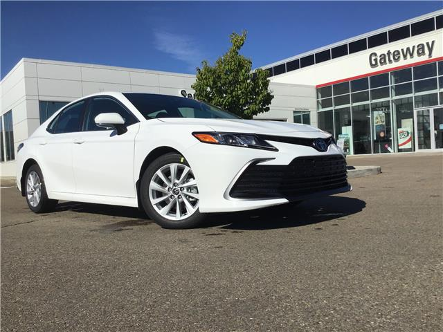 2021 Toyota Camry LE (Stk: 37242) in Edmonton - Image 1 of 33
