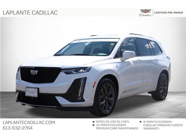 2020 Cadillac XT6 Sport 1GYKPGRS7LZ103203 4107A in Hawkesbury