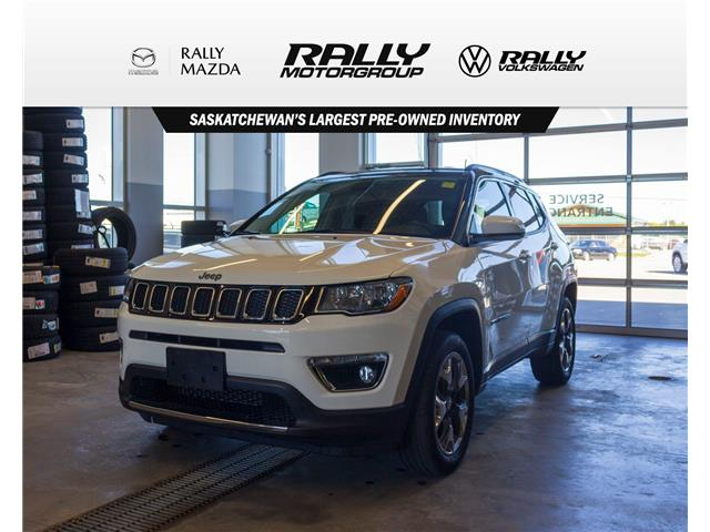 2020 Jeep Compass Limited (Stk: V1676) in Prince Albert - Image 1 of 15