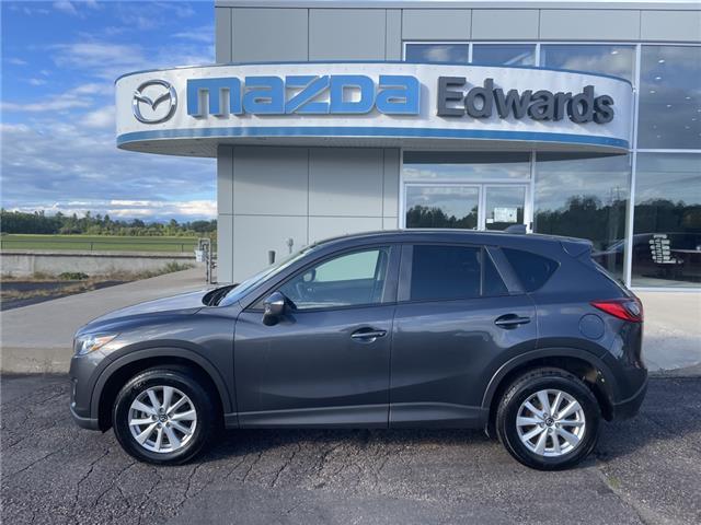 2015 Mazda CX-5 GS (Stk: 22814) in Pembroke - Image 1 of 21