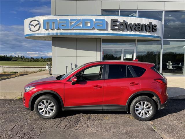 2016 Mazda CX-5 GS (Stk: 22807) in Pembroke - Image 1 of 23