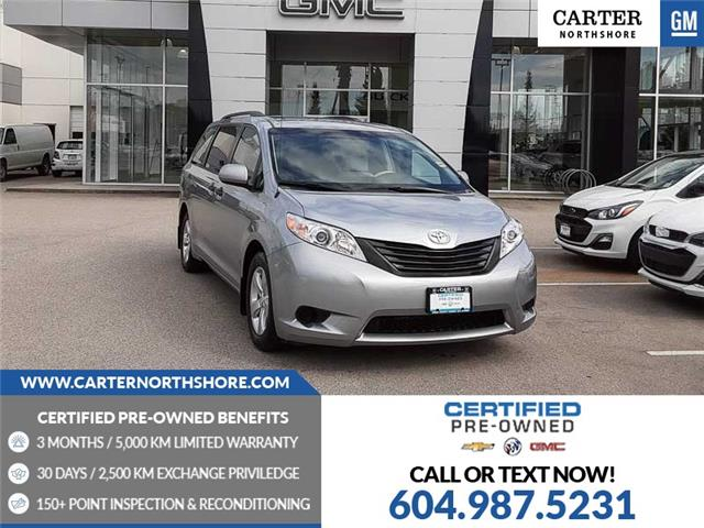 2014 Toyota Sienna  (Stk: 976000) in North Vancouver - Image 1 of 27