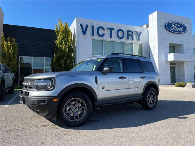 2021 Ford Bronco Sport Big Bend (Stk: VBS20487) in Chatham - Image 1 of 21