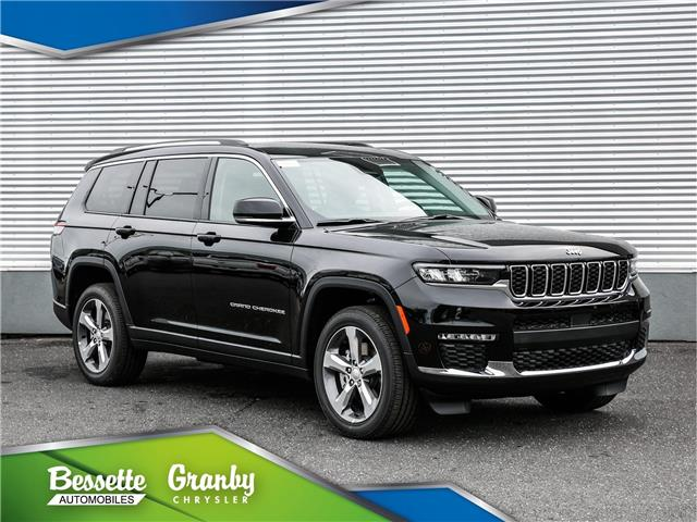 2021 Jeep Grand Cherokee L Limited (Stk: G1-0331) in Granby - Image 1 of 43