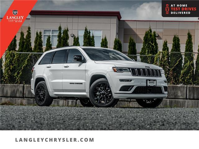2021 Jeep Grand Cherokee Limited (Stk: M748940) in Surrey - Image 1 of 28