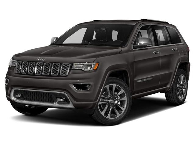 2021 Jeep Grand Cherokee Overland (Stk: M718506) in Surrey - Image 1 of 9