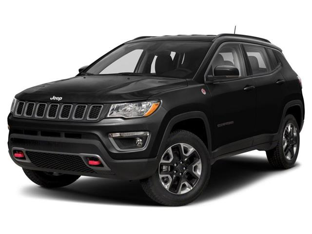2021 Jeep Compass Trailhawk (Stk: M600337) in Surrey - Image 1 of 9