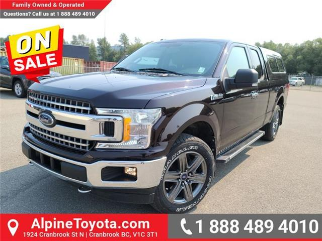 2018 Ford F-150 XLT (Stk: X022239A) in Cranbrook - Image 1 of 24