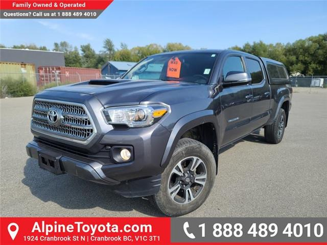 2017 Toyota Tacoma TRD Sport (Stk: X014447M) in Cranbrook - Image 1 of 24