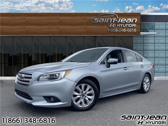 2015 Subaru Legacy 2.5i Touring Package (Stk: A5075V) in Saint-Jean-sur-Richelieu - Image 1 of 23
