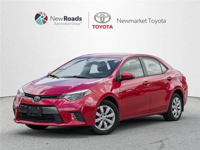 2016 Toyota Corolla LE (Stk: 365041) in Newmarket - Image 1 of 22