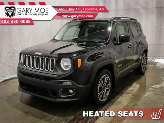 2015 Jeep Renegade North (Stk: F212644B) in Lacombe - Image 1 of 23