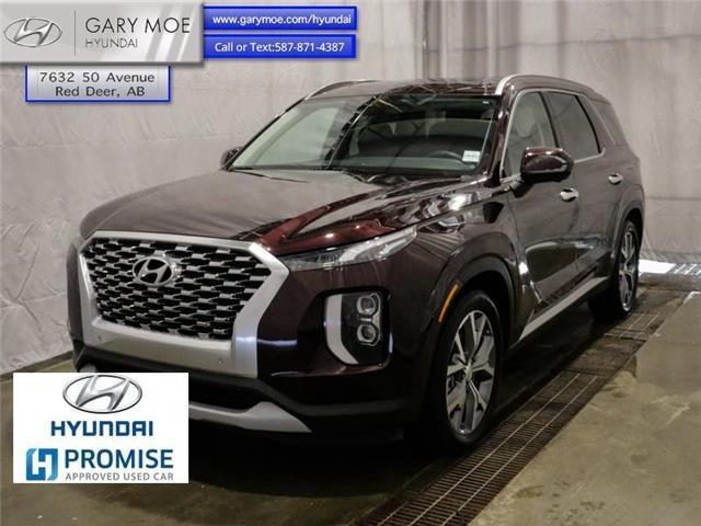 2020 Hyundai Palisade Luxury AWD 8 Pass (Stk: HP8582) in Red Deer - Image 1 of 23