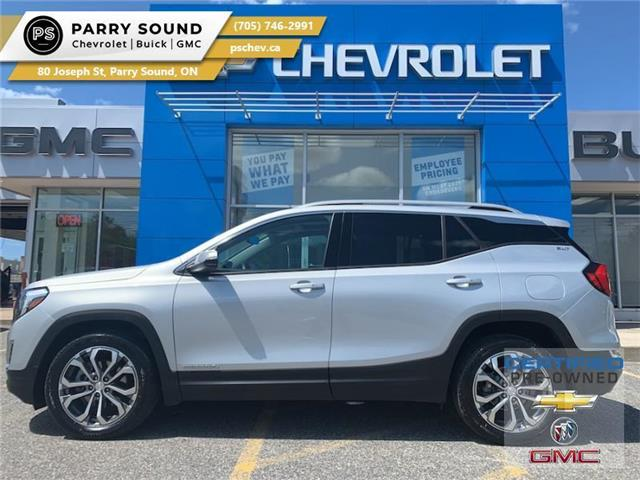 2020 GMC Terrain SLT (Stk: PS21-068) in Parry Sound - Image 1 of 22