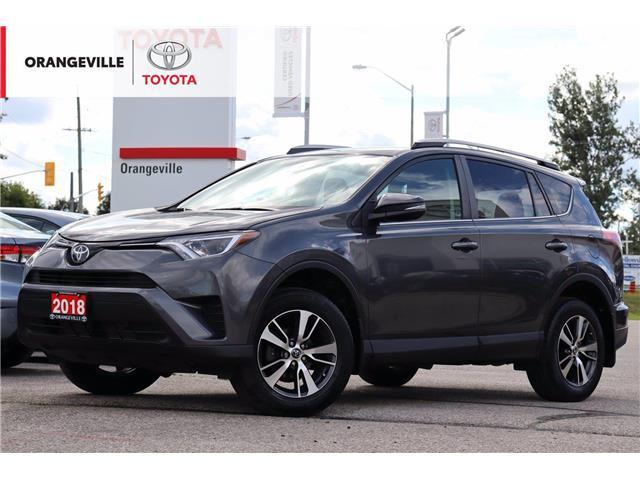 2018 Toyota RAV4 LE (Stk: CP5317) in Orangeville - Image 1 of 17