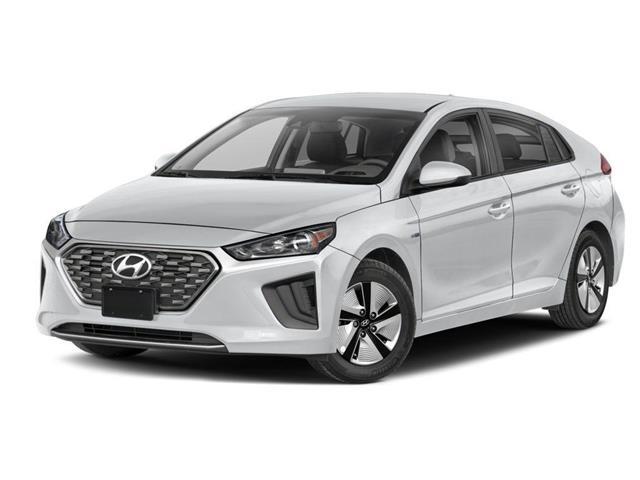 2021 Hyundai Ioniq Hybrid ESSENTIAL (Stk: S20640) in Ottawa - Image 1 of 9