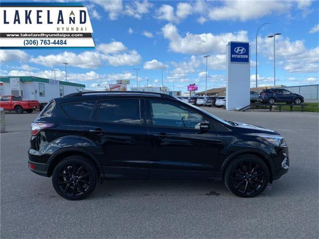 2018 Ford Escape Titanium (Stk: 22-058A) in Prince Albert - Image 1 of 21