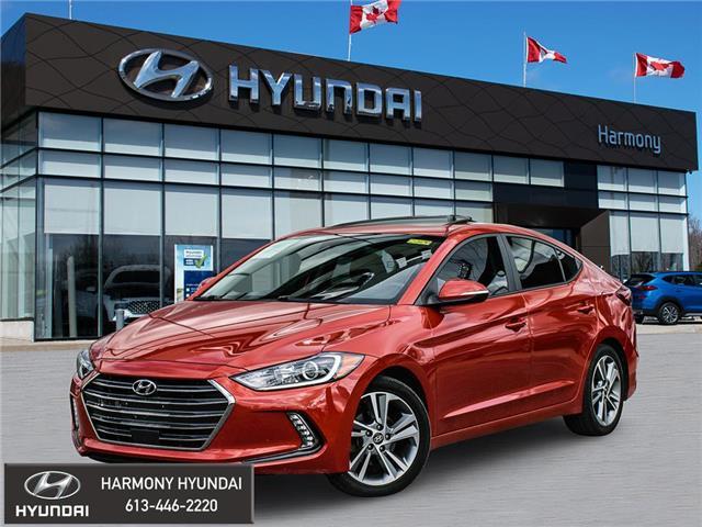 2018 Hyundai Elantra GLS (Stk: 21263A) in Rockland - Image 1 of 29