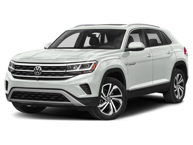 2021 Volkswagen Atlas Cross Sport 3.6 FSI Execline (Stk: 10406) in Calgary - Image 1 of 9