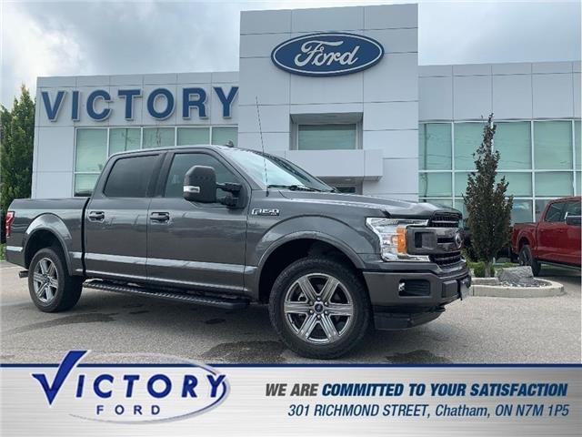 2018 Ford F-150 XLT (Stk: V20444A) in Chatham - Image 1 of 22