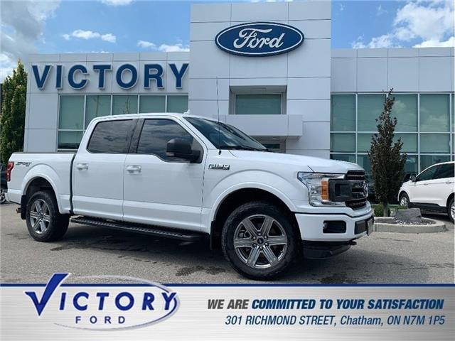 2018 Ford F-150  (Stk: V20359A) in Chatham - Image 1 of 23