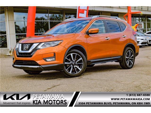 2017 Nissan Rogue  (Stk: P0138) in Petawawa - Image 1 of 30