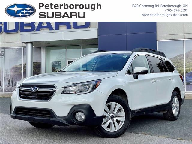 2019 Subaru Outback 2.5i Touring (Stk: SP0491) in Peterborough - Image 1 of 30