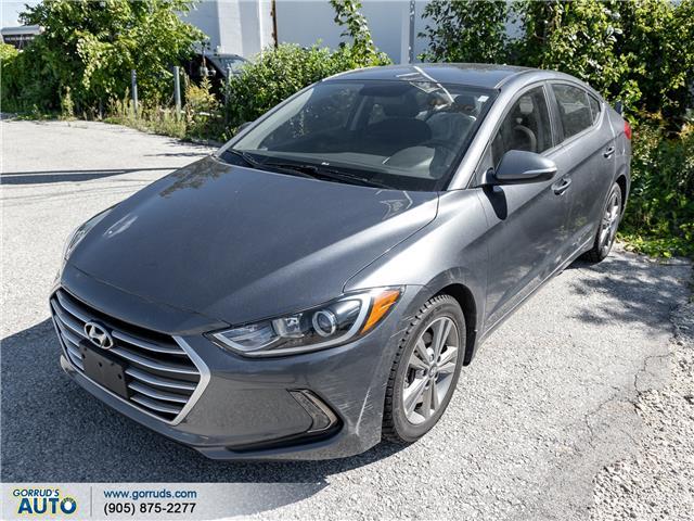2018 Hyundai Elantra GL (Stk: 517831) in Milton - Image 1 of 6