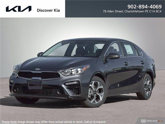 2021 Kia Forte EX (Stk: S7056A) in Charlottetown - Image 1 of 20
