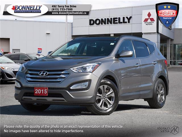 2015 Hyundai Santa Fe Sport Sport (Stk: MU1142) in Ottawa - Image 1 of 30