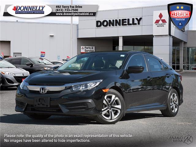 2018 Honda Civic LX (Stk: MU1146) in Ottawa - Image 1 of 25