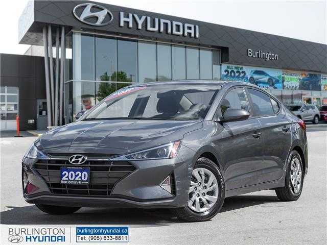 2020 Hyundai Elantra ESSENTIAL (Stk: U1115) in Burlington - Image 1 of 22