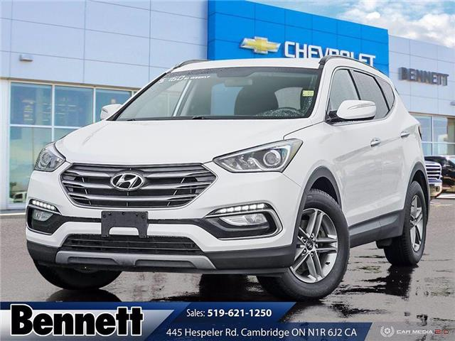 2017 Hyundai Santa Fe Sport 2.4 Premium (Stk: 210856B) in Cambridge - Image 1 of 27