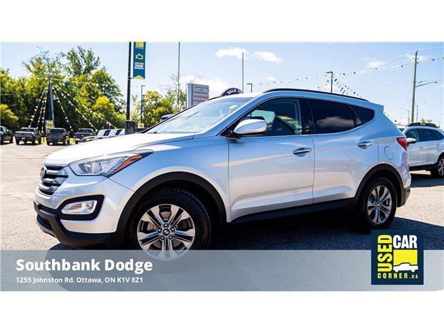 2016 Hyundai Santa Fe Sport 2.4 Premium (Stk: 2105581) in OTTAWA - Image 1 of 21