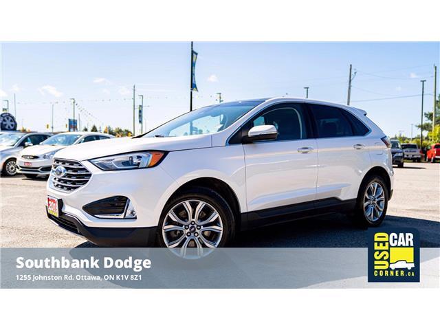 2019 Ford Edge Titanium (Stk: 2104741) in OTTAWA - Image 1 of 21