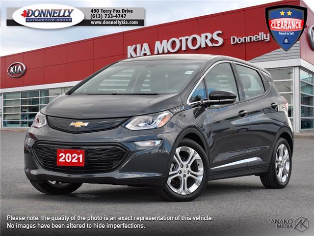 2021 Chevrolet Bolt EV LT (Stk: KW85A) in Kanata - Image 1 of 27