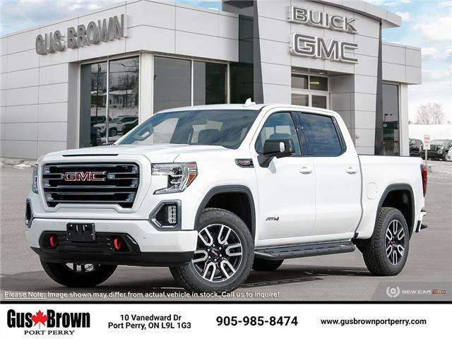 2021 GMC Sierra 1500 AT4 (Stk: Z424610) in PORT PERRY - Image 1 of 23