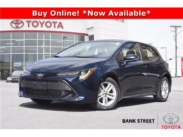 2021 Toyota Corolla Hatchback Base (Stk: 19-U3925) in Ottawa - Image 1 of 24