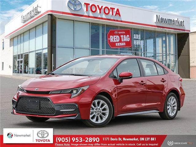 2022 Toyota Corolla SE (Stk: 36540) in Newmarket - Image 1 of 23