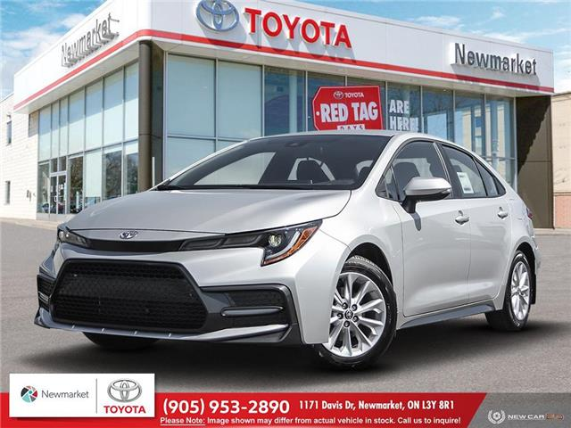 2022 Toyota Corolla SE (Stk: 36502) in Newmarket - Image 1 of 23