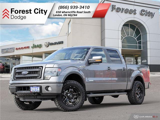 2014 Ford F-150  (Stk: 21-R087A) in London - Image 1 of 5
