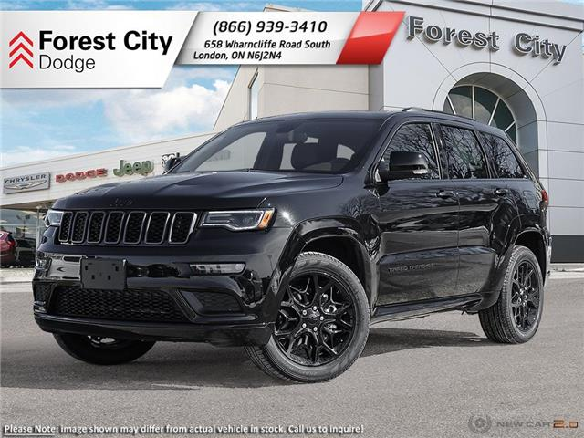 2021 Jeep Grand Cherokee Limited (Stk: 21-7027) in London - Image 1 of 23
