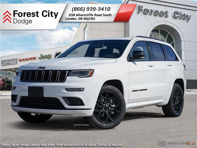2021 Jeep Grand Cherokee Limited (Stk: 21-7020) in London - Image 1 of 23