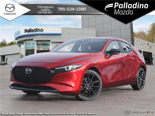 2021 Mazda Mazda3 Sport GT w/Turbo (Stk: 8065) in Greater Sudbury - Image 1 of 22